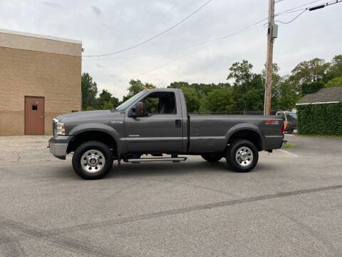 2007 Ford F-250 Super Duty for sale at East Coast Motor Sports in West Warwick RI