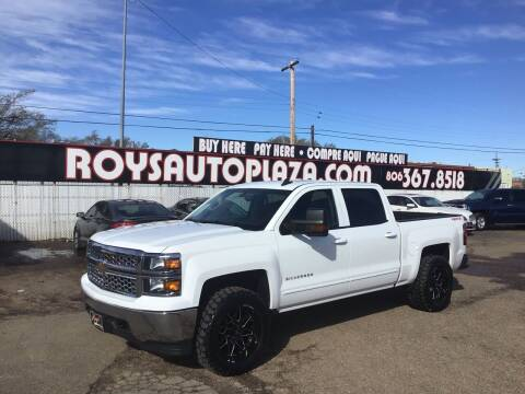 2015 Chevrolet Silverado 1500 for sale at Roy's Auto Plaza 2 in Amarillo TX