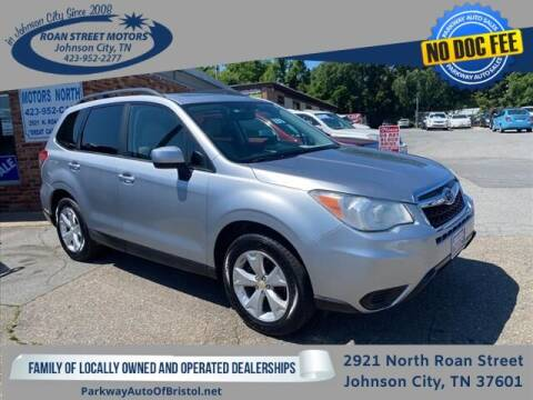 2014 Subaru Forester for sale at PARKWAY AUTO SALES OF BRISTOL - Roan Street Motors in Johnson City TN