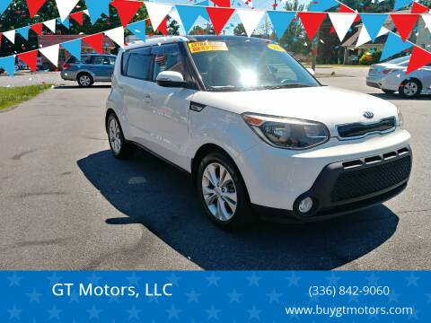 2014 Kia Soul for sale at GT Motors, LLC in Elkin NC