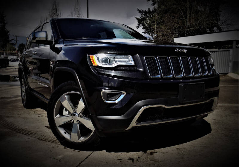 2016 Jeep Grand Cherokee for sale at A1 Group Inc in Portland OR