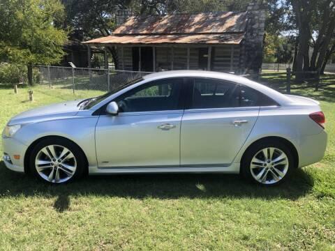 2011 Chevrolet Cruze for sale at Village Motors Of Salado in Salado TX