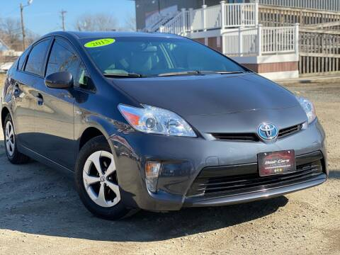 2015 Toyota Prius for sale at Best Cars Auto Sales in Everett MA