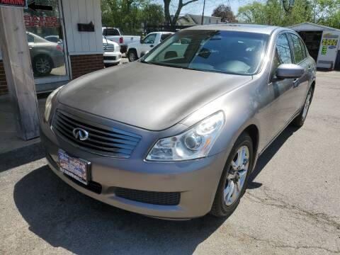 2007 Infiniti G35 for sale at New Wheels in Glendale Heights IL