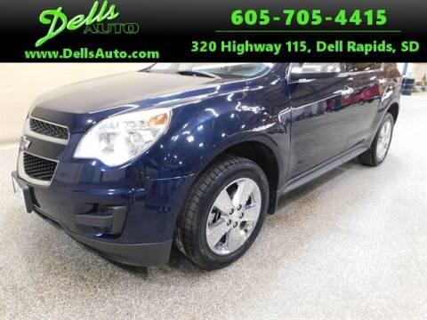 2015 Chevrolet Equinox for sale at Dells Auto in Dell Rapids SD