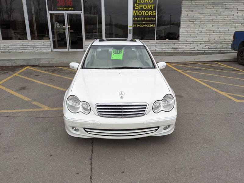 2005 Mercedes-Benz C-Class for sale in Evansdale, IA