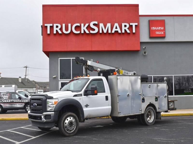 2013 Ford F-550 Super Duty for sale at Trucksmart Isuzu in Morrisville PA
