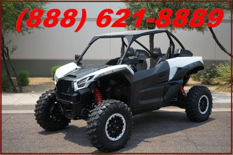2020 Kawasaki Teryx™ for sale at AZautorv.com in Mesa AZ