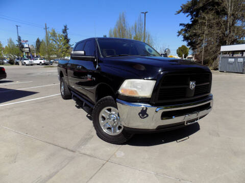 2011 RAM Ram Pickup 2500 for sale at A1 Group Inc in Portland OR