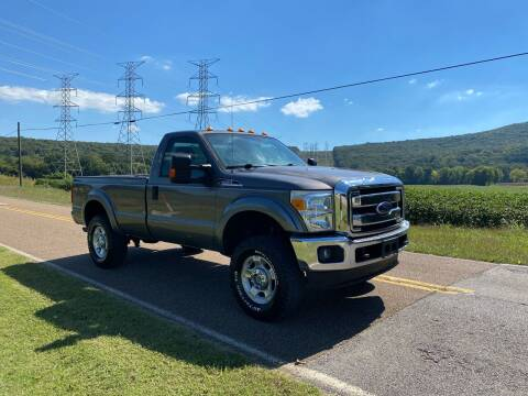 2012 Ford F-350 Super Duty for sale at Tennessee Valley Wholesale Autos LLC in Huntsville AL