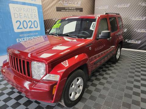 2012 Jeep Liberty for sale at X Drive Auto Sales Inc. in Dearborn Heights MI