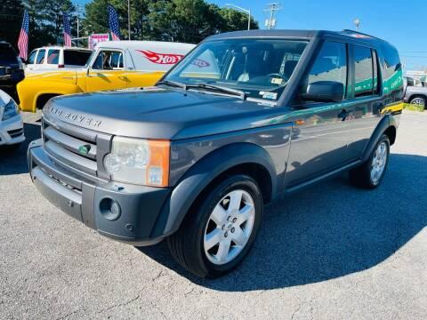 2006 Land Rover LR3 for sale at VENTURE MOTOR SPORTS in Virginia Beach VA
