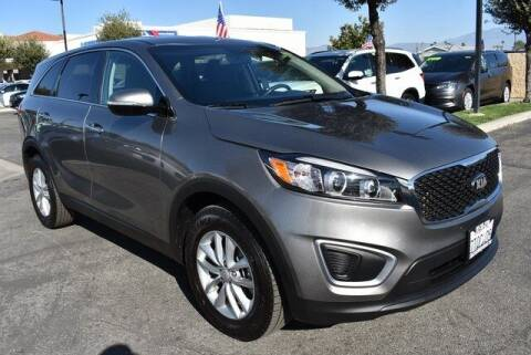 2017 Kia Sorento for sale at DIAMOND VALLEY HONDA in Hemet CA