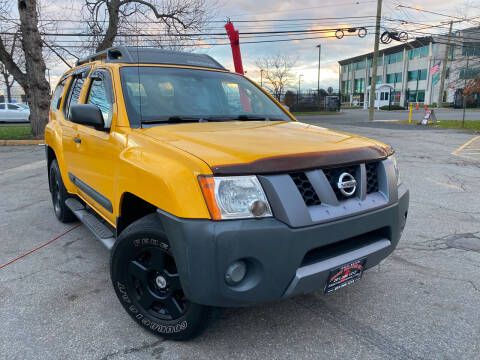 2007 Nissan Xterra for sale at JerseyMotorsInc.com in Teterboro NJ
