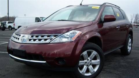 2007 Nissan Murano for sale at Chicago Auto Exchange in South Chicago Heights IL
