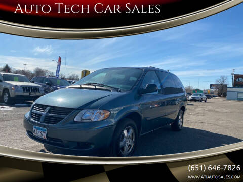2006 Dodge Grand Caravan for sale at Auto Tech Car Sales in Saint Paul MN