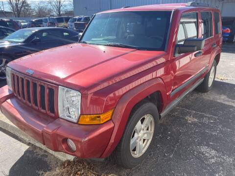 2006 Jeep Commander for sale at Auto Solutions in Warr Acres OK