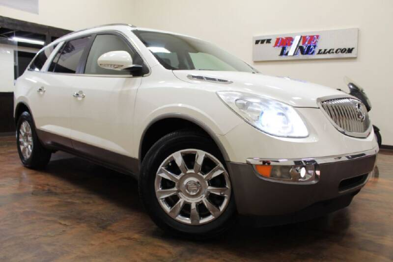 2011 Buick Enclave for sale at Driveline LLC in Jacksonville FL