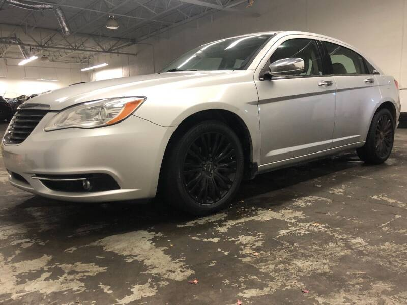 2012 Chrysler 200 for sale at Paley Auto Group in Columbus OH