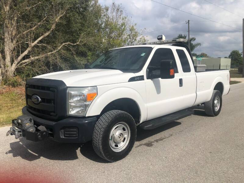 2015 Ford F-250 Super Duty for sale at S & N AUTO LOCATORS INC in Lake Placid FL