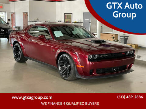 2020 Dodge Challenger for sale at UNCARRO in West Chester OH