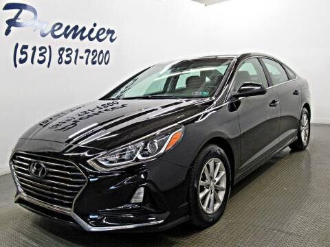 2018 Hyundai Sonata for sale at Premier Automotive Group in Milford OH