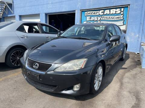 2008 Lexus IS 250 for sale at Ideal Cars in Hamilton OH