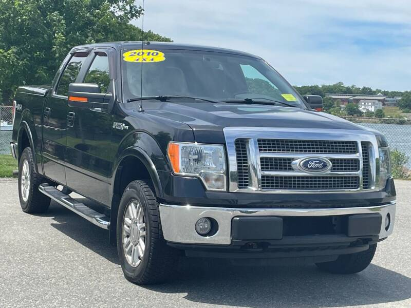 2010 Ford F-150 for sale in Beverly, MA