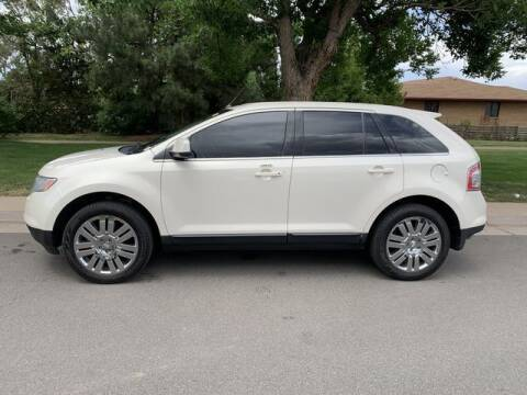 2008 Ford Edge for sale at Auto Brokers in Sheridan CO