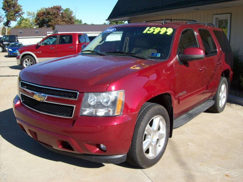 2010 Chevrolet Tahoe for sale at Summit Auto Inc in Waterford PA