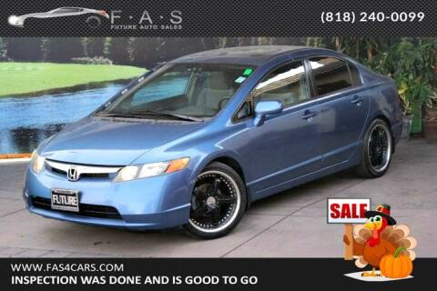 2008 Honda Civic for sale at Best Car Buy in Glendale CA