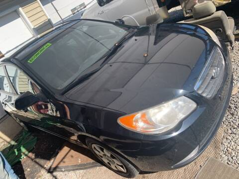 2008 Hyundai Elantra for sale at Trocci's Auto Sales in West Pittsburg PA