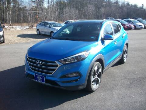 2016 Hyundai Tucson for sale at Auto Images Auto Sales LLC in Rochester NH