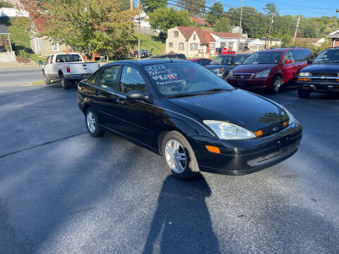 2002 Ford Focus for sale at KP'S Cars in Staunton VA