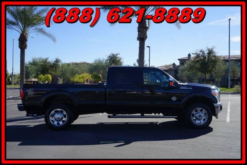 2016 Ford F-350 Super Duty for sale at Motomaxcycles.com in Mesa AZ