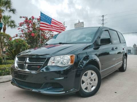 2012 Dodge Grand Caravan for sale at AUTOSPORT MOTORS in Lake Park FL