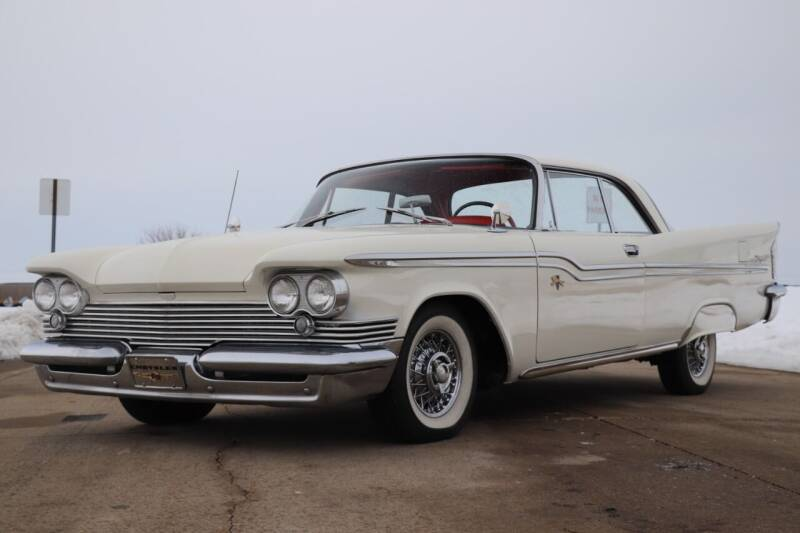1959 Chrysler Windsor for sale in Clarence, IA