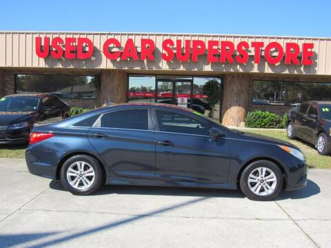 2014 Hyundai Sonata for sale at Checkered Flag Auto Sales NORTH in Lakeland FL