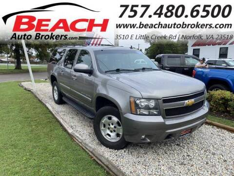 2009 Chevrolet Suburban for sale at Beach Auto Brokers in Norfolk VA
