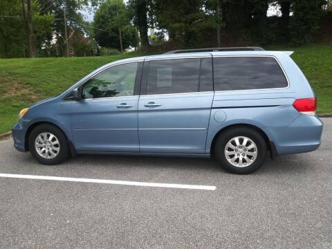 2009 Honda Odyssey for sale at Thompson Auto Sales Inc in Knoxville TN