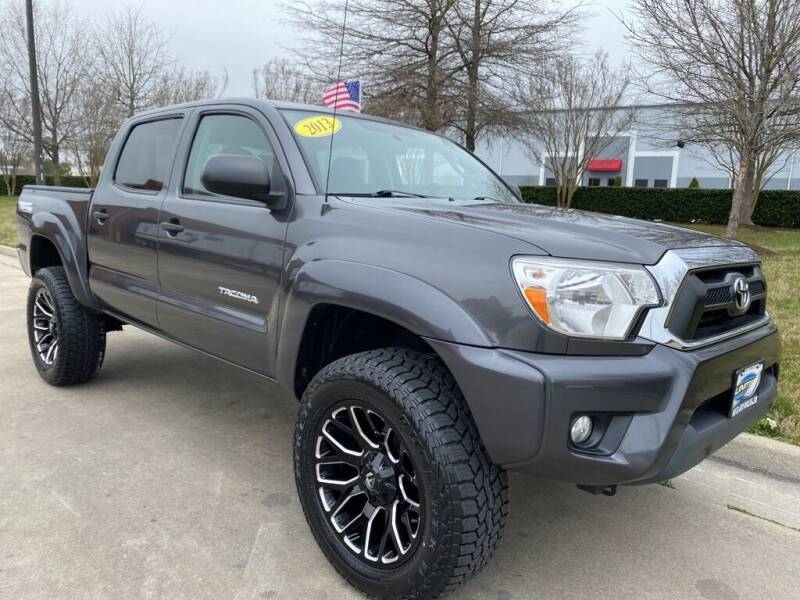 2013 Toyota Tacoma for sale at UNITED AUTO WHOLESALERS LLC in Portsmouth VA
