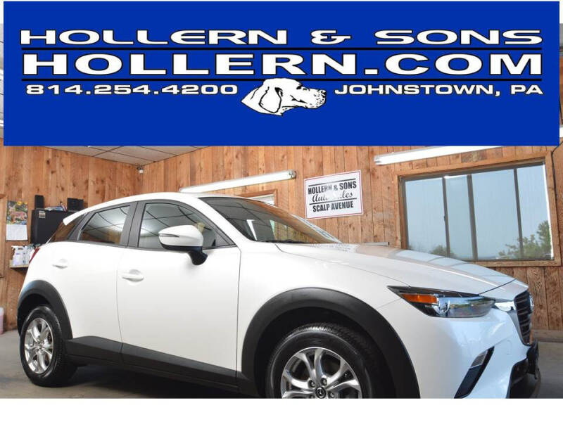 2019 Mazda CX-3 for sale at Hollern & Sons Auto Sales in Johnstown PA