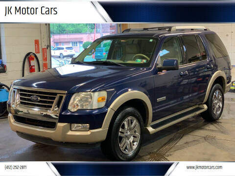 2006 Ford Explorer for sale at JK Motor Cars in Pittsburgh PA