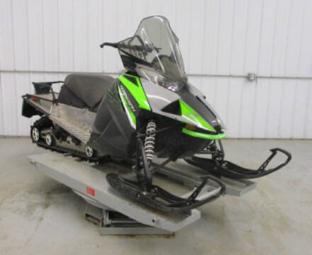 2019 Arctic Cat Norseman X 8000 for sale at Road Track and Trail in Big Bend WI