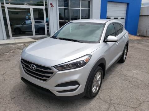 2018 Hyundai Tucson for sale at Lincoln County Automotive in Fayetteville TN