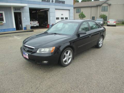 2007 Hyundai Sonata for sale at Cars R Us Sales & Service llc in Fond Du Lac WI