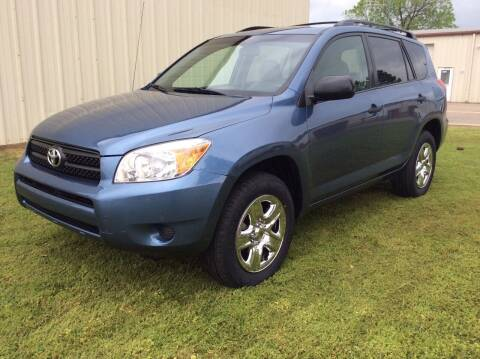 2007 Toyota RAV4 for sale at Road Runner Autoplex in Russellville AR