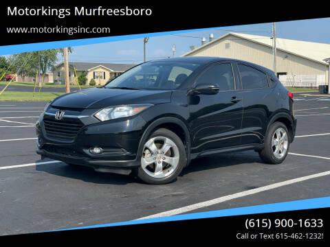 2016 Honda HR-V for sale at Motorkings Murfreesboro in Murfreesboro TN