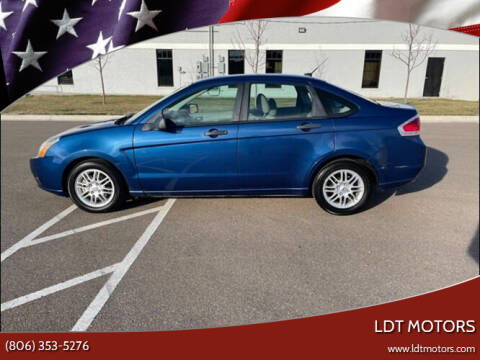 2009 Ford Focus for sale at LDT MOTORS in Amarillo TX