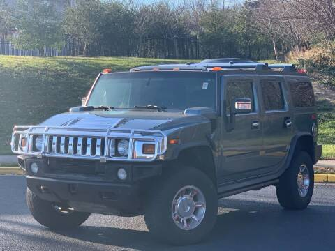 2006 HUMMER H2 for sale at Diamond Automobile Exchange in Woodbridge VA